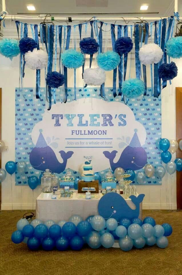 baby shower on pinterest themed baby showers whale baby showers and