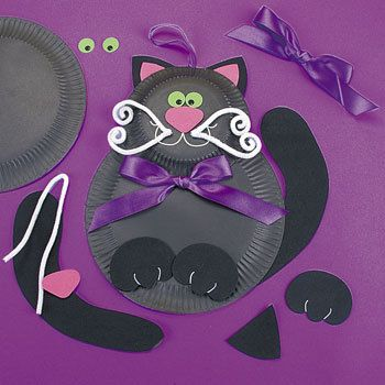 Easy Halloween Crafts For Preschoolers