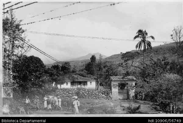 PEDRO ANTONIO RIASCOS. El Paraíso de Efraín y María. OTRO: Biblioteca Departamental Jorge Garcés Borrero, Cali 1940