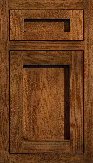 25 best ideas about dark oak cabinets on pinterest