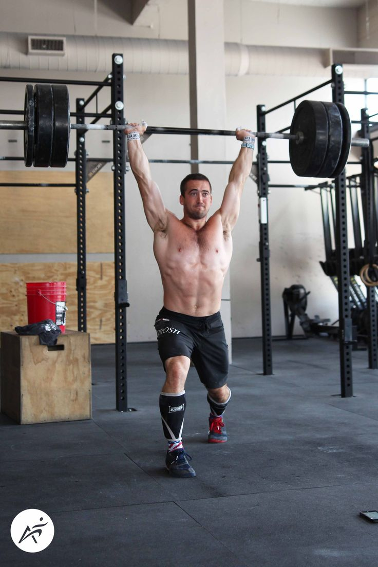 Ben Smith | CrossFit Games | Airrosti