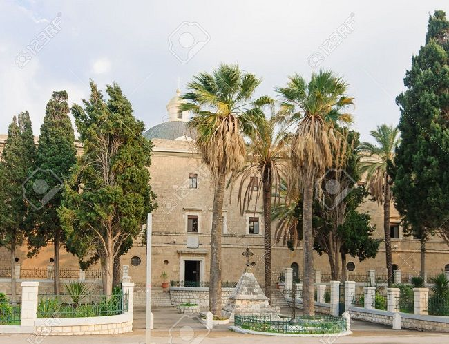 Church of Stella Maris and Carmelite Monastery in Mount Carmel