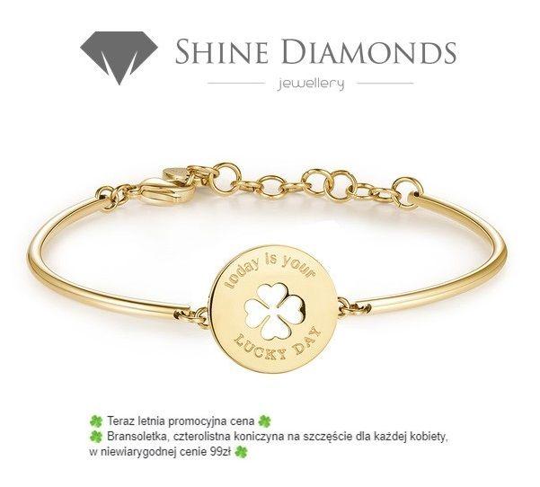 Nowa Zlota Bransoletka Damska Hit 2020 Walentynki 8228277673 Oficjalne Archiwum Allegro Gold Bracelet Bracelets Jewelry