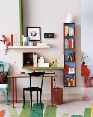 Organization doesn't have to come in rank-and-file containers. Bring sophistication back to your spaces by turning basic store-bought storage containers into bold statement pieces. With our surprisingly easy-to-re-create ideas, you can contain your stuff -- without putting a lid on your style.