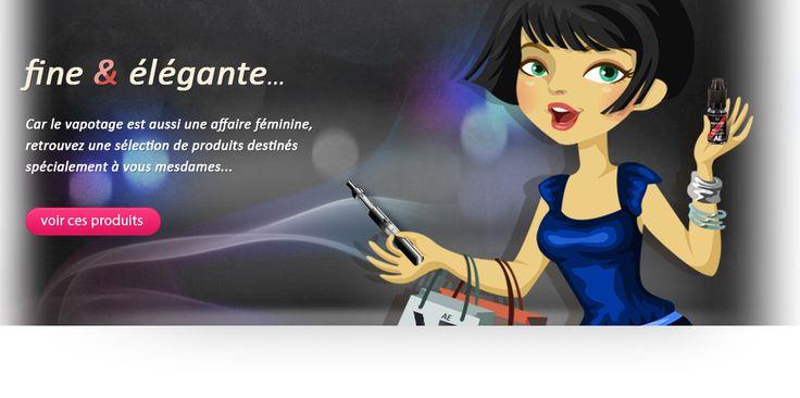 La boutique en ligne Vapo Factory propose une large gamme de cigarette électronique avec accessoire et pièce détachée différents. Cette ligne de vente dispose une sélection d'eliquide français à divers modèle au choix sur l'esaveur, le savouréa et le roykin.