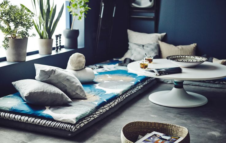 Personalize your lazying about space by sewing your own mattress covers using your favorite fabric.