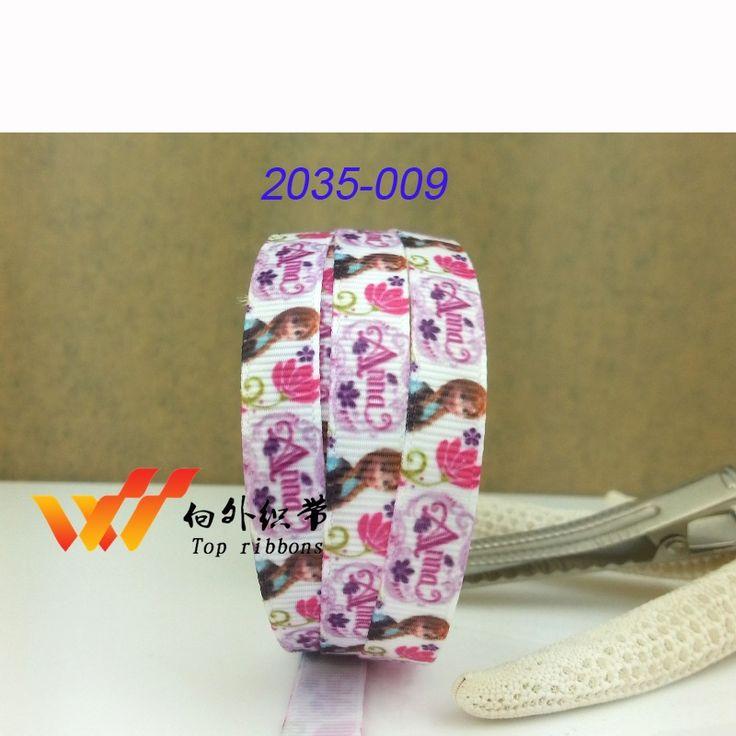 9MM широкая лента Замороженный лента одежда материалы подарочной упаковки цветной печати ребра пояса 2035-009- Taobao