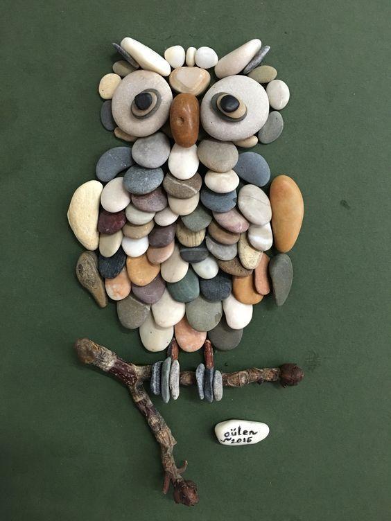 Creative Diy Ideas For Pebble Art Crafts