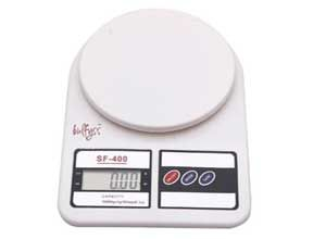Bulfyss Electronic Kitchen Digital Weighing Scale 10 Kg At Rs.349