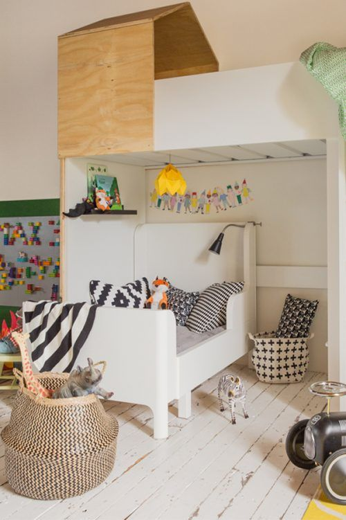 Ikea's Inspiration: Amazing Shared Room