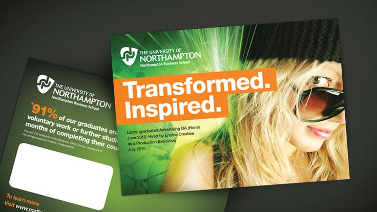 Transformed. Inspired. Student Employment Branding