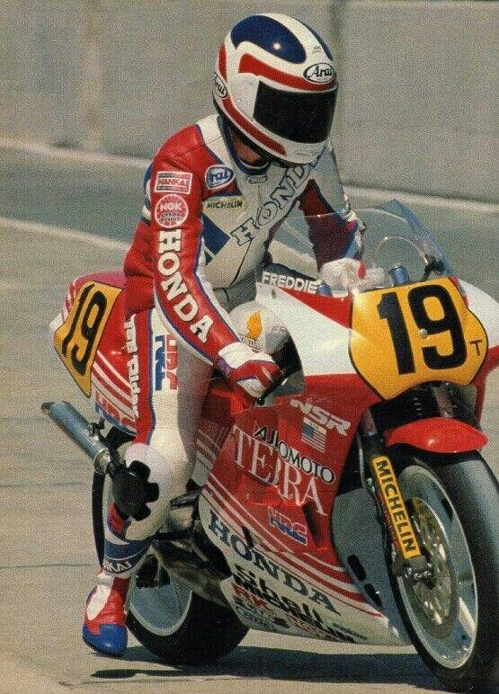 Freddie Spencer.