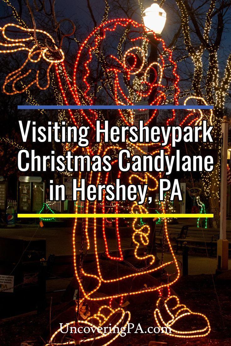 Hershey park candylane