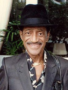 Sammy Davis Jr.  Died at 64, May 16, 1990 of complications from throat cancer.