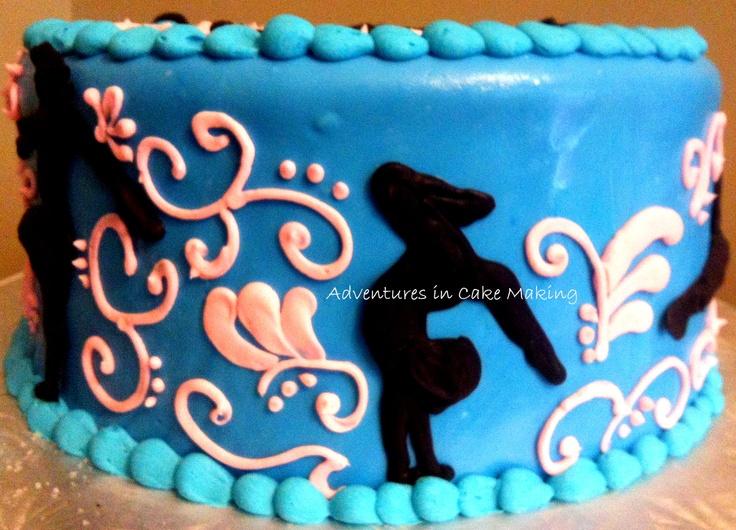 Fondant Icing On A Cake