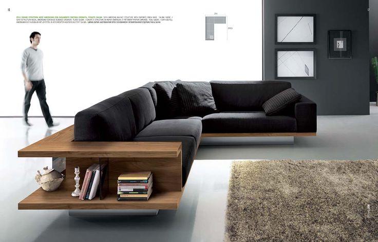 Καναπές Γωνιακός Zen - Έπιπλα Μαλλέ