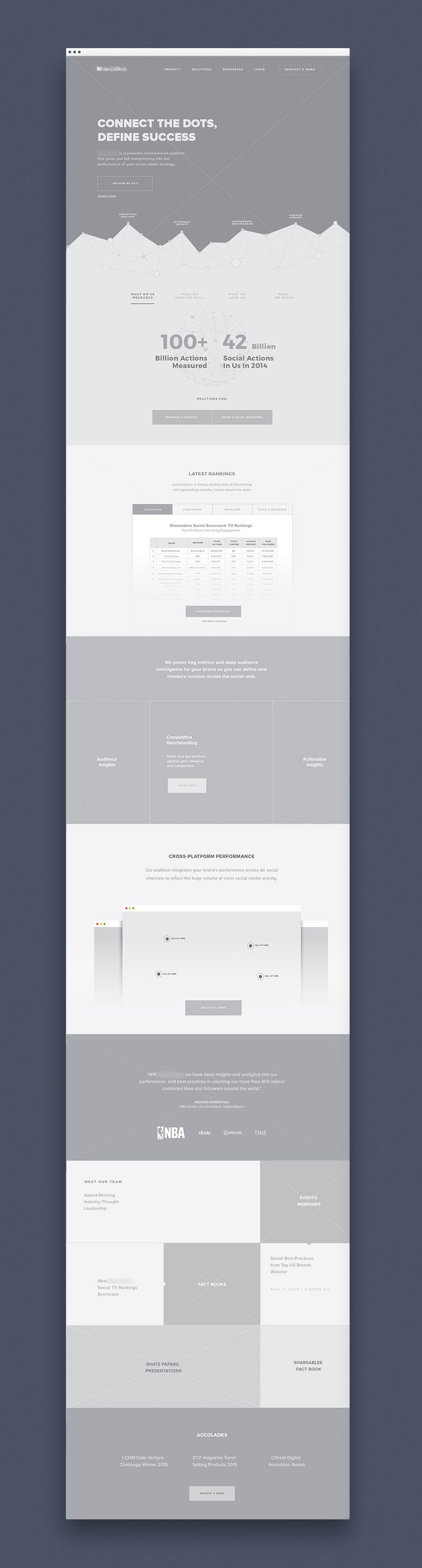 Dribbble - Wireframes.jpg by Michael Pons