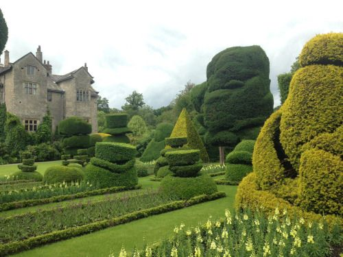 pagewoman levens hall kendal cumbria england by yasemin akbuga