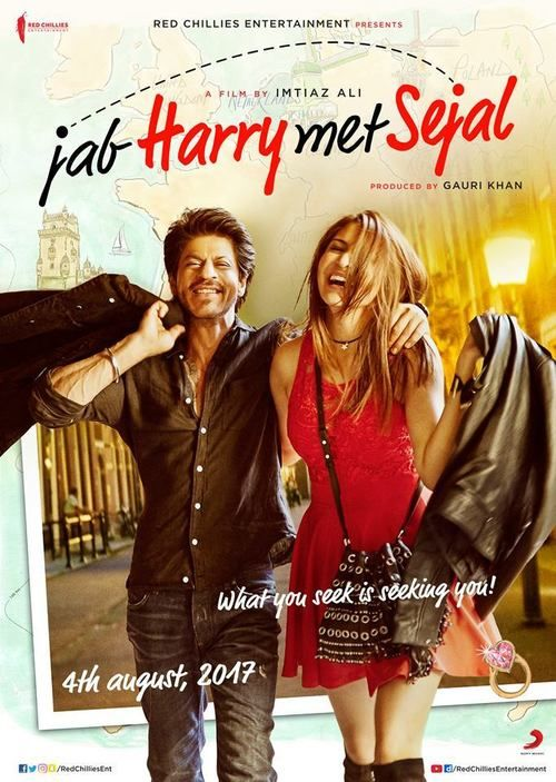 Watch Jab Harry Met Sejal Full-Movie