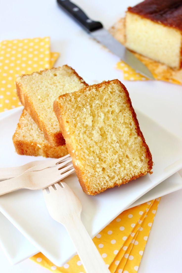 Zoet & Verleidelijk: Citroencake