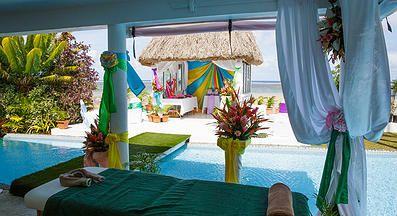outrigger warwick spa hens pamper day massage fake spray tan coral coast