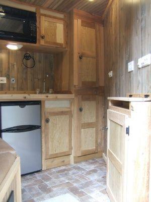 Corner Cabinet Across Instead Of Flush?
