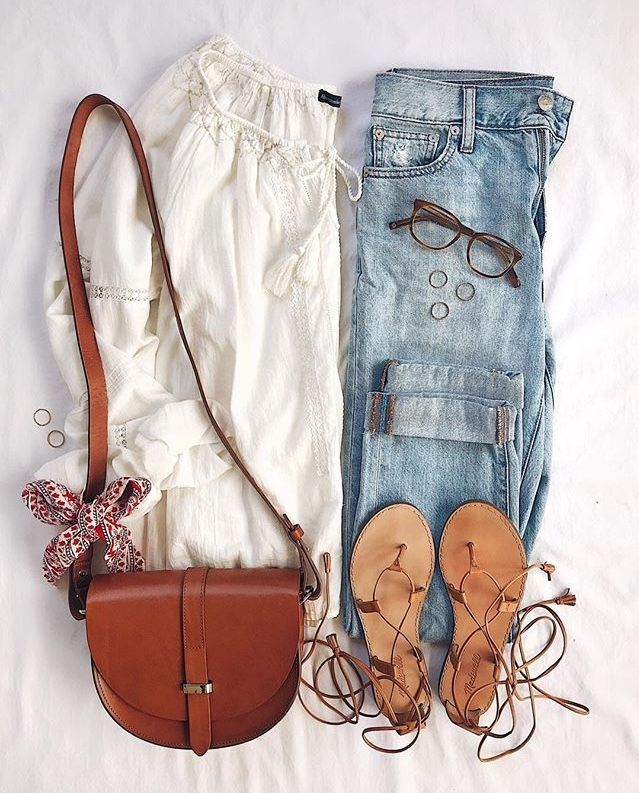 13f3fc8d241 summer spring cute outfit planned