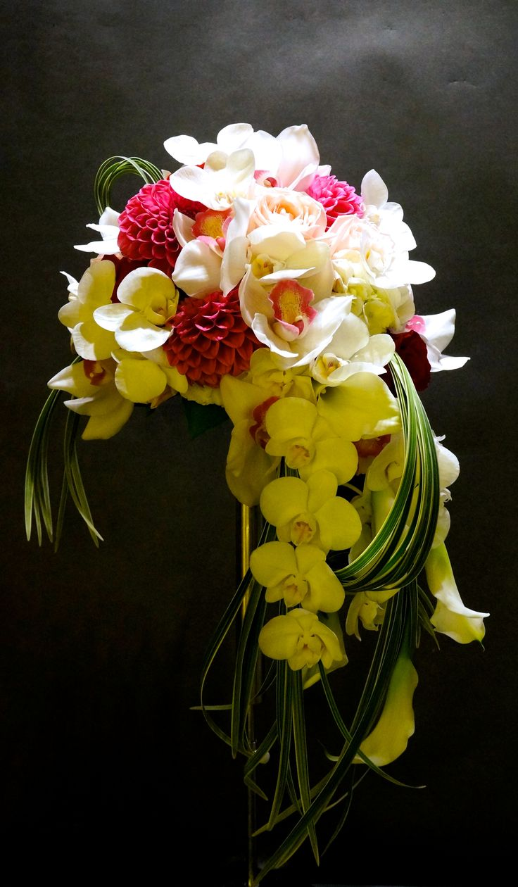 design wedding bouquet 1000 images about cascading wedding bouquets on 3483