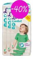 Πάνες Libero Comfort No6 12-22 kg (3χ72τμ) -40%