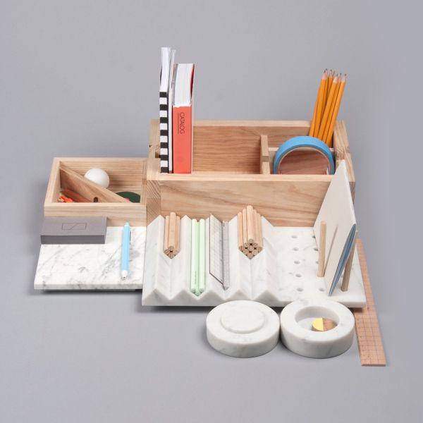 Superb Marmor U0026 Holz: Das Stilsichere Aufbewahrungsset  Amazing Ideas