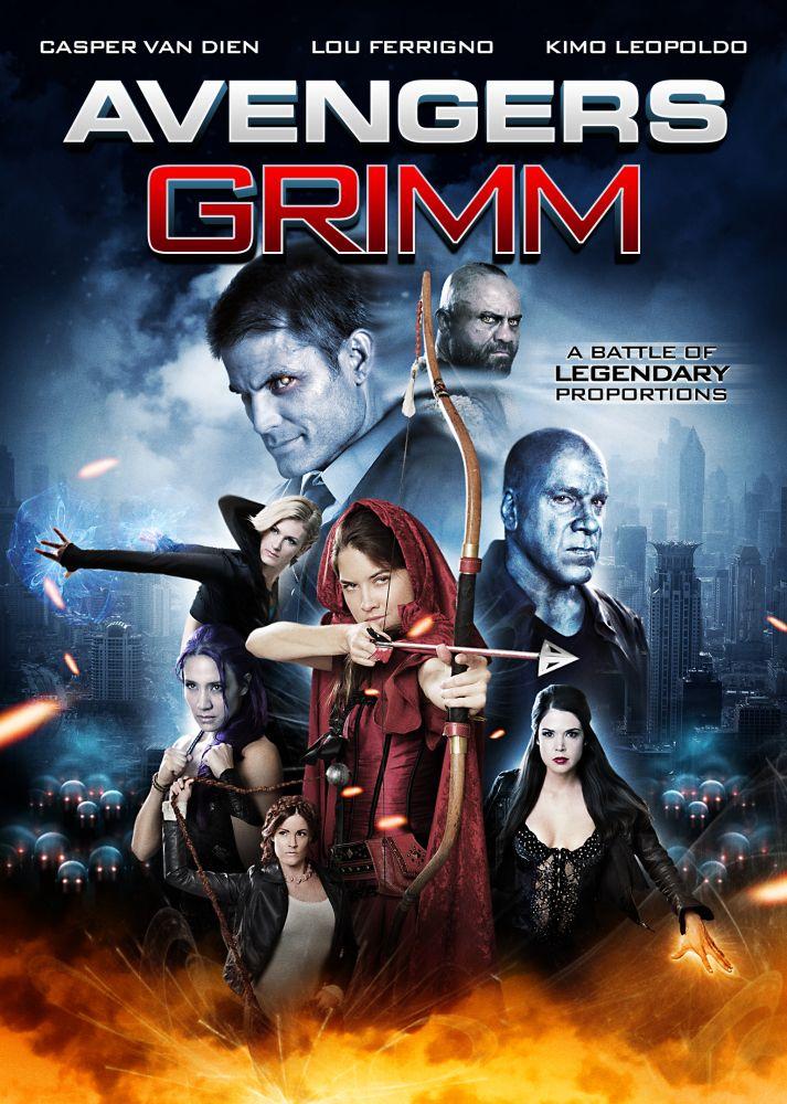 Watch Casper Van Dien in The Asylum's Avengers Grimm trailer