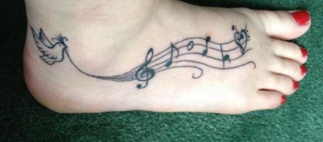 memorial tattoo <3 josh #dove #music #tattoo