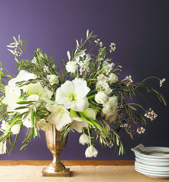 13 best Winter Floral Arrangements images on Pinterest Flower