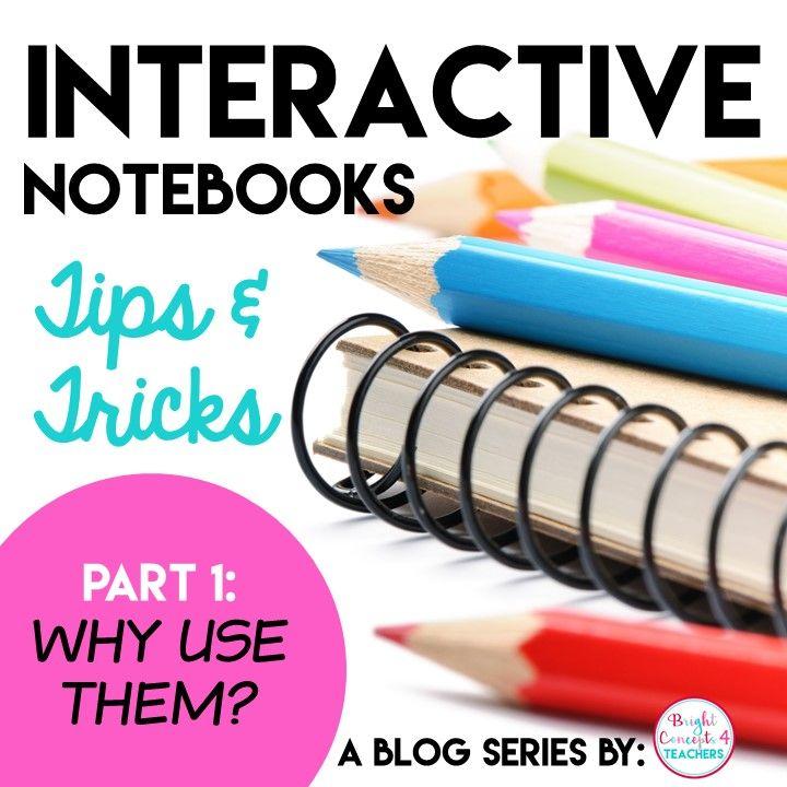 Interactive Notebooks Tips & Tricks: Part 1 |