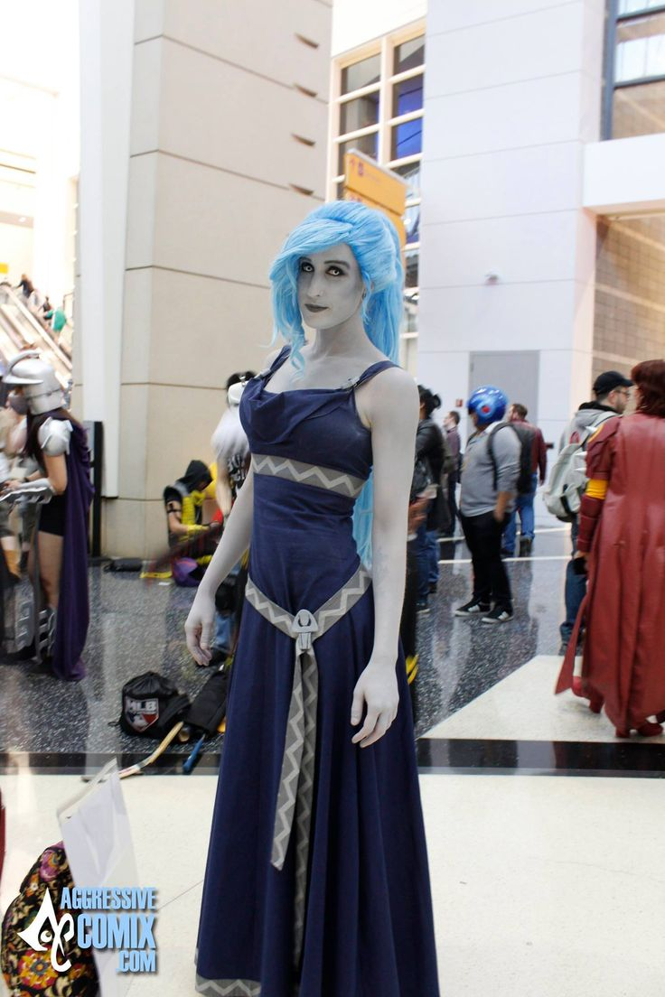 Megara as Hades costume. My fav cosplay thus far, made by me, Chelsea Reese. :)