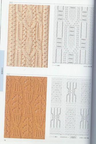 modele frumoase de tricotat. Scheme și modele. Discuție despre LiveInternet…