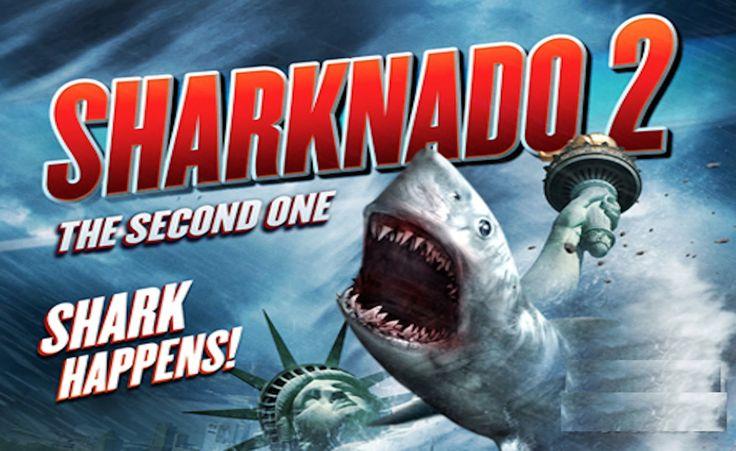 Thoughts on Sharknado 1&2