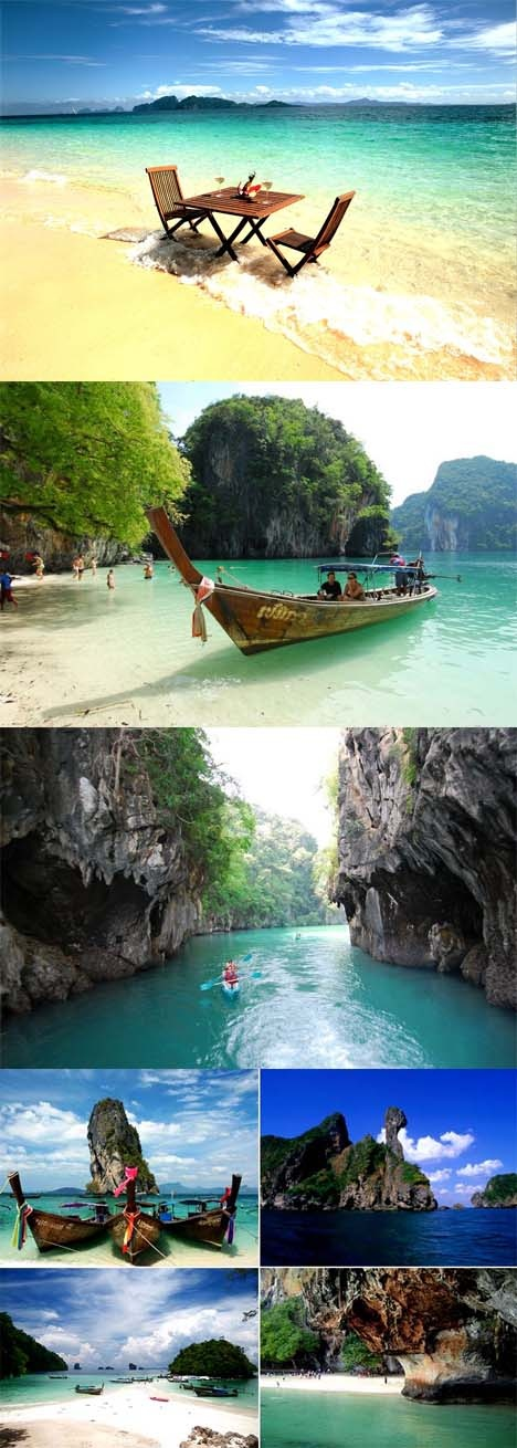 49% OFF 4D3N Krabi Island Gateway: Includes 3 Nights 4 Star/3 Star Accomodation + FREE Half Day City Tour + FREE 4 Island Tour with Lunch Box Picnic + Return Airport Transfer for only RM370 per pax instead of RM728! (min 2 to go)