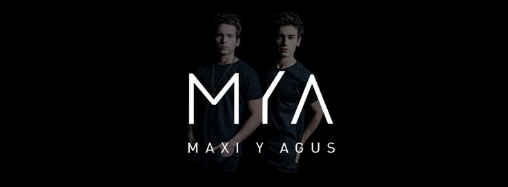 """MyA es el dúo conformado por Maxi Espíndola y Agustín Bernasconi. Su hit, """"Amor prohibido"""" no para de sonar, mientras los chicos reciben excelentes críticas por sus presentaciones."""