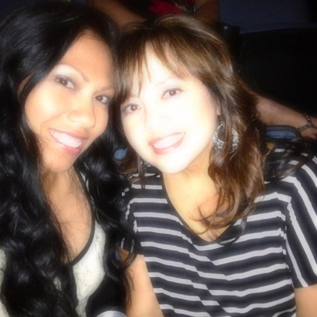 Val & I