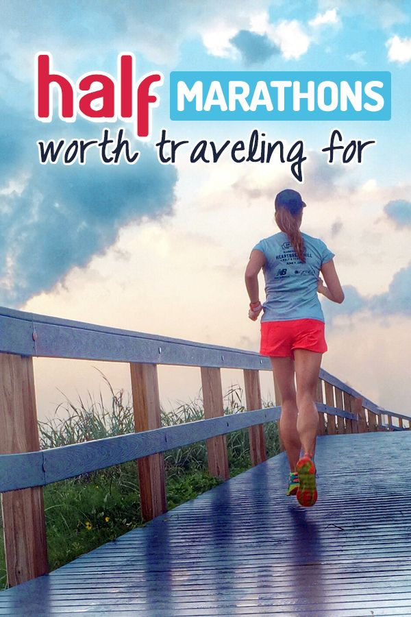 Do you love traveling for a race? I do! Find out which half marathon should be on your running bucket list
