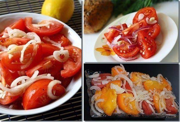 шеф-повар Одноклассники: Самые вкусные помидорки! Закусочный, салатный вари...
