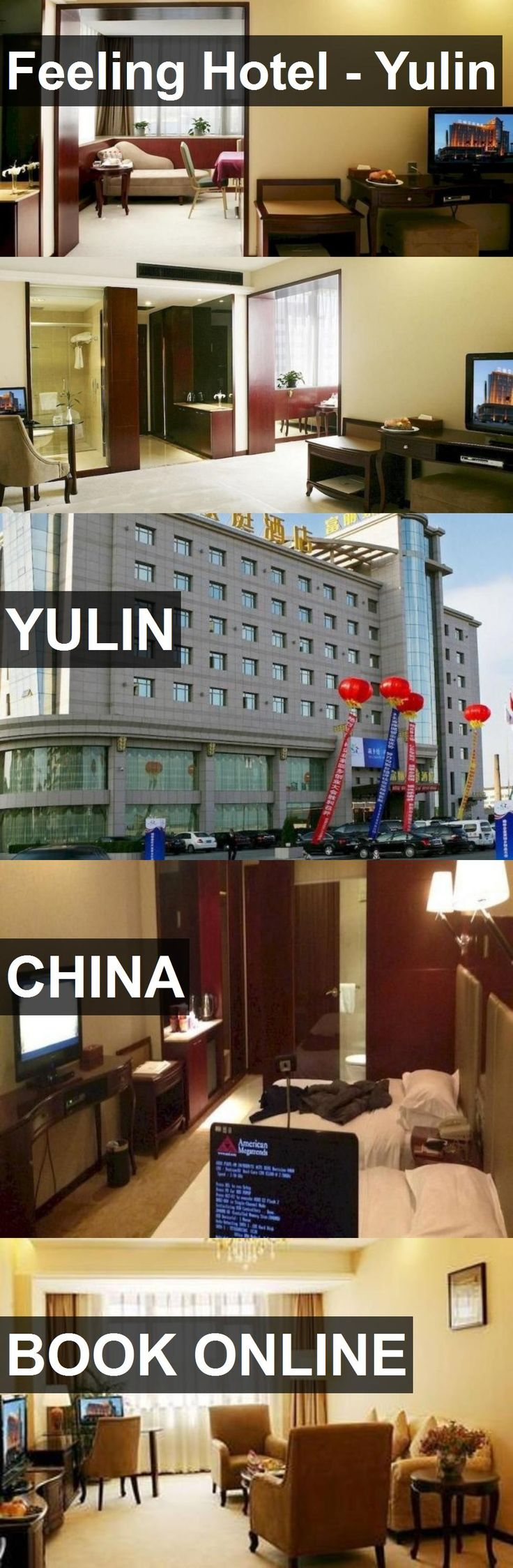 Feeling Hotel - Yulin in Yulin, China. For more information, photos, reviews and best prices please follow the link. #China #Yulin #travel #vacation #hotel