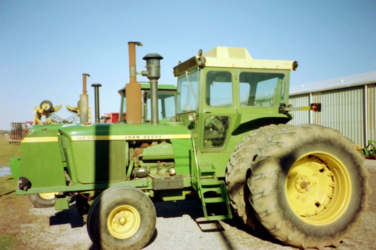 175hp John Deere 6030 in Upper Sandusky at Wyandot Tractor