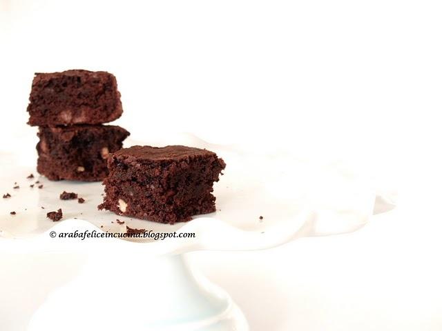 Boomerang brownies