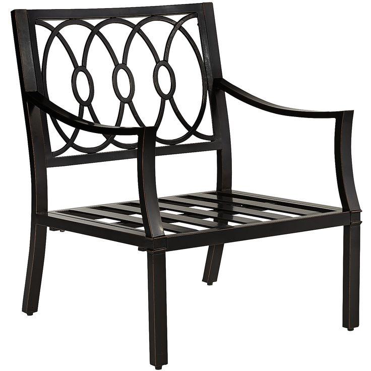 katerina white cast aluminum armchair outdoor chairsarm