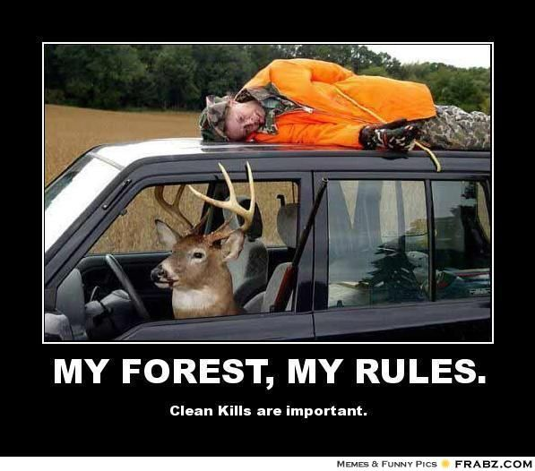 deer hunting memes - photo #11