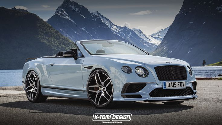 Bentley Continental Supersports Looks Ready To Drop Its Top