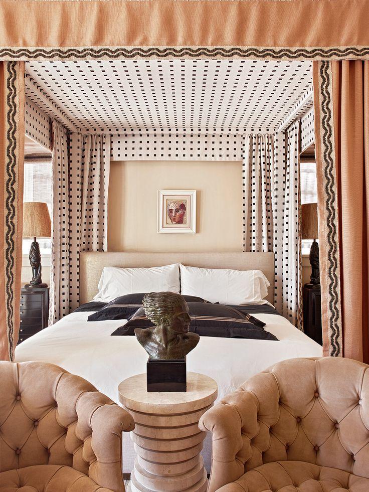 Una villa de kelly wearstler las mejores ideas sobre - Butacas para dormitorios ...