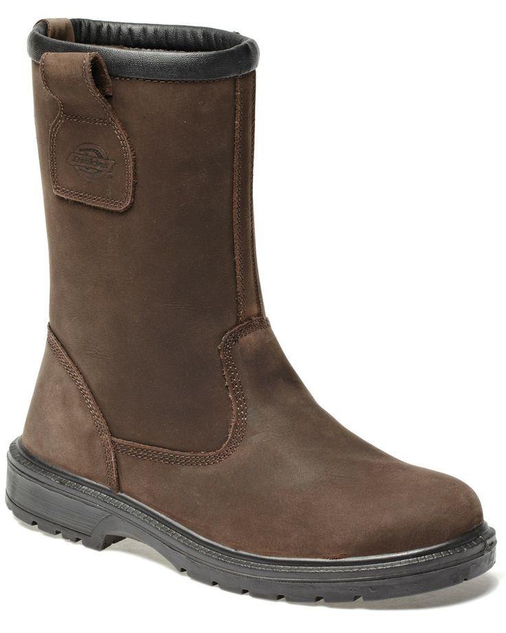 Dickies Nevada Rigger Boots.